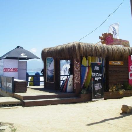 Surfschule Chile