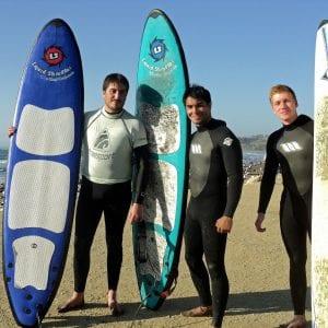 Surfer Chile