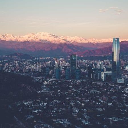 Bild von Santiago de Chile