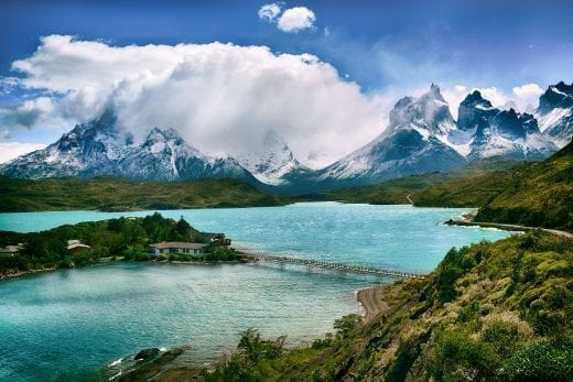 Berge Chile