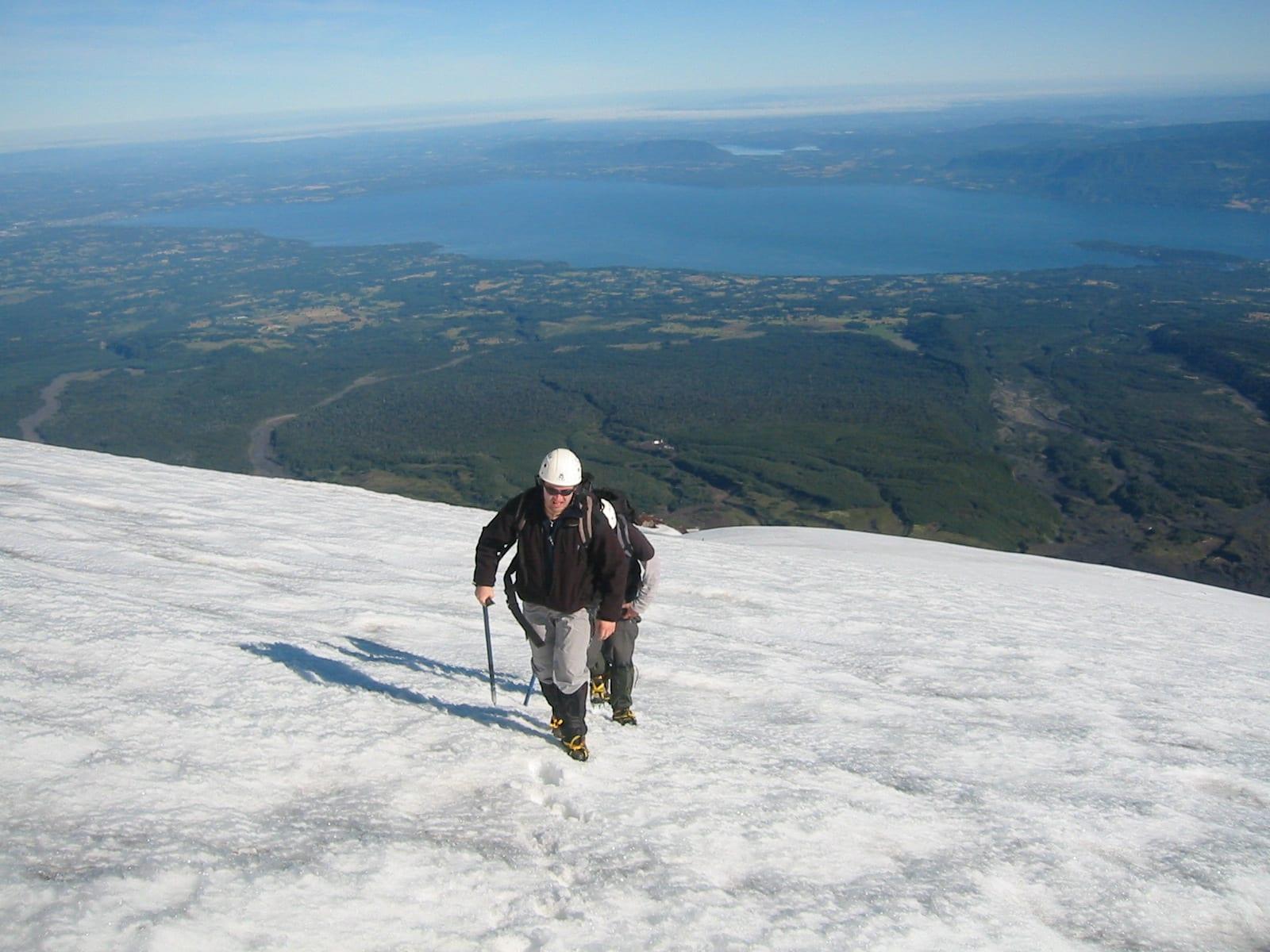 Vulkan Villarrica Pucón