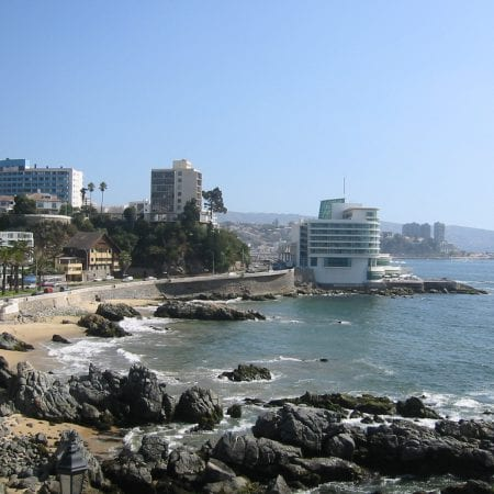 Sprachreise Chile - Vina del Mar