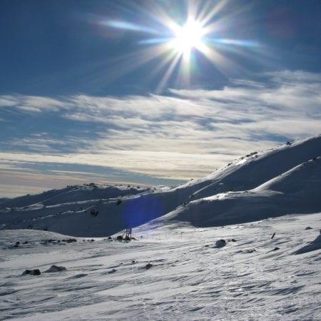 Skigebiet Chile