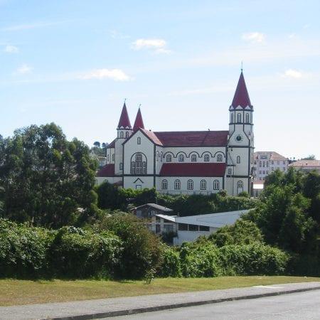 Kirche Puerto Varas