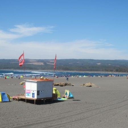 Sprachreise Chile, Pichilemu