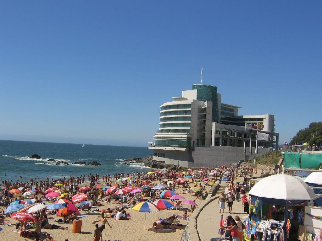 Strand Chile, Vina del Mar
