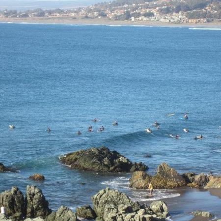 Surfer Pichilemu