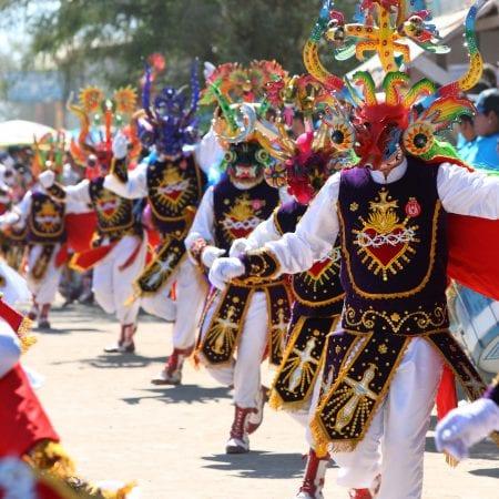 Folklore Chile