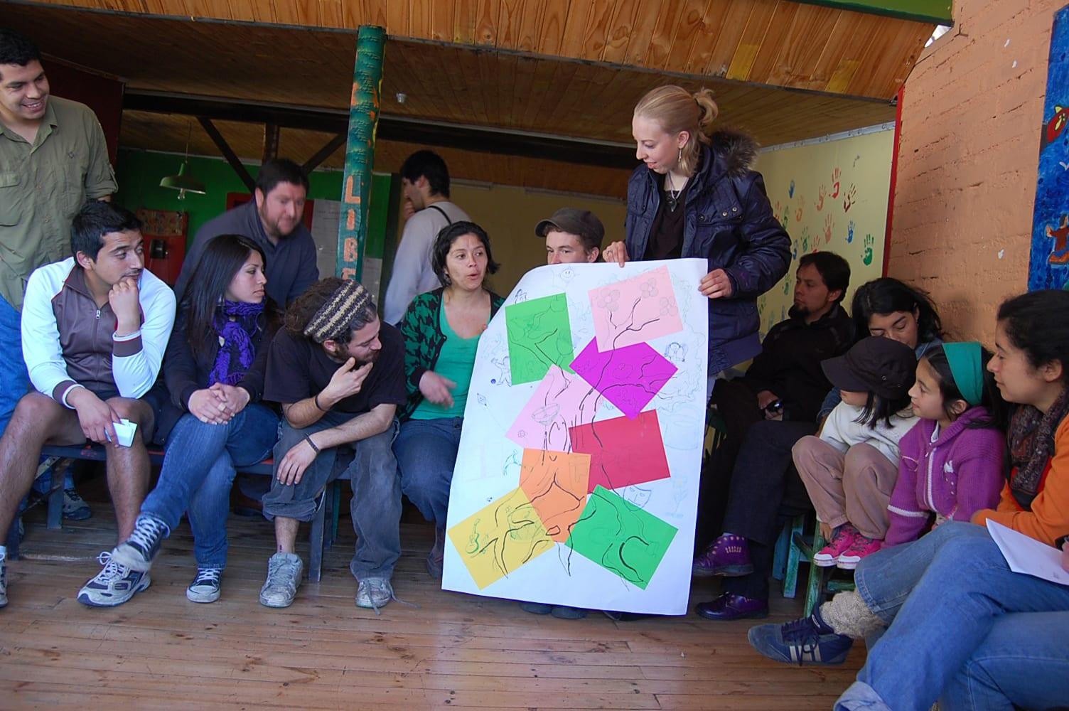 Freiwilligenprojekt Chile