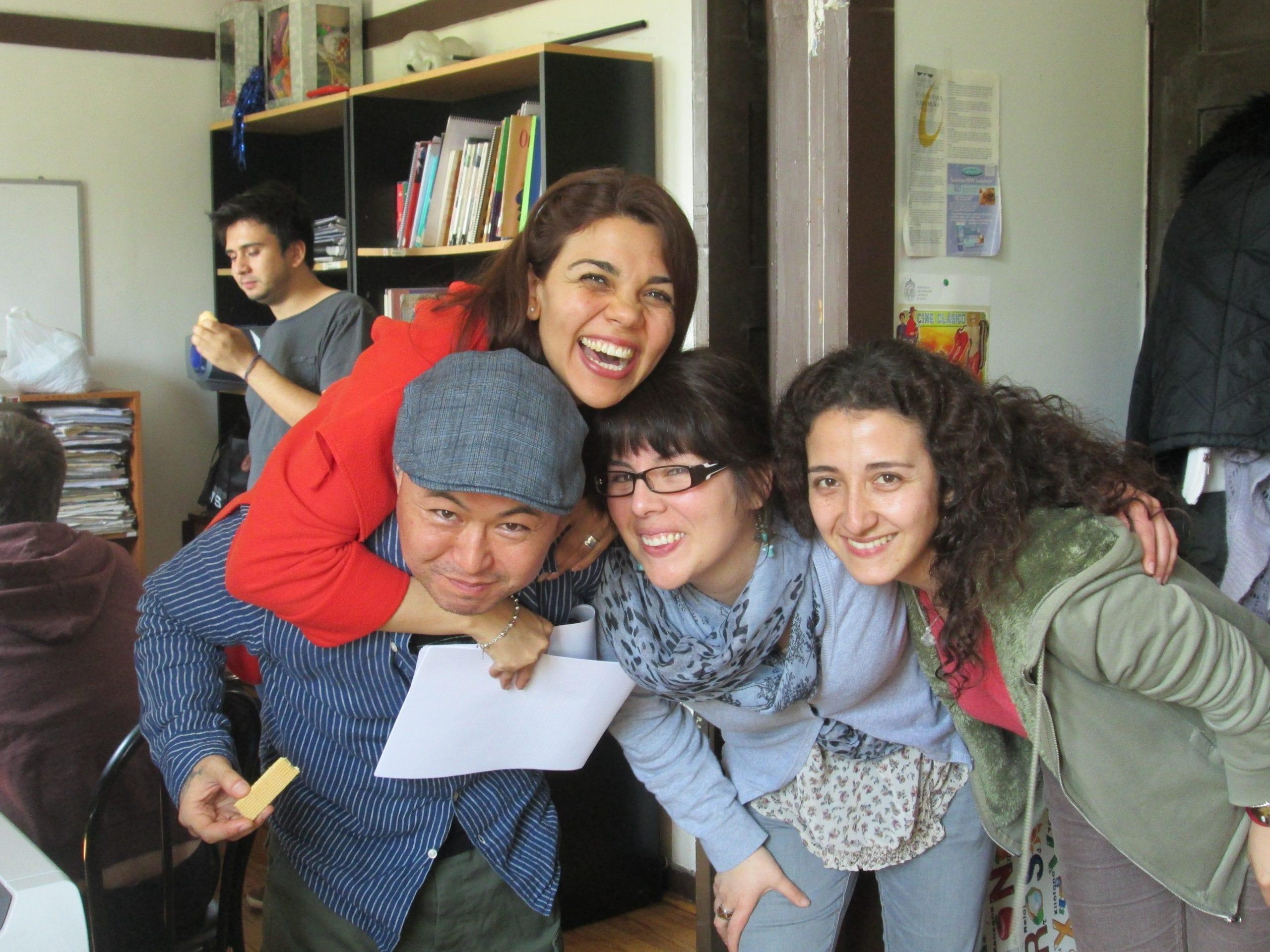 Sprachschule Santiago de Chile