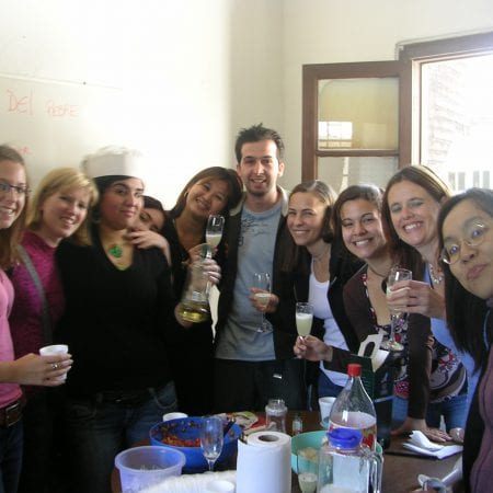 Kochkurs Sprachschule Santiago
