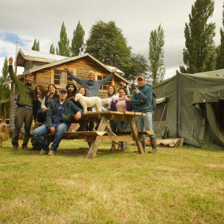 Farm in Patagonien