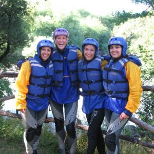 Rafting Chile