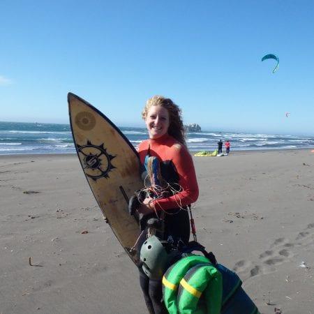 Kitesurfen Chile